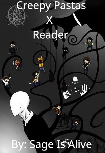a strange commotion  creepypasta x wolfhybrid reader