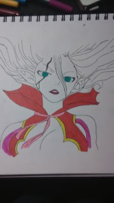 Mirajane Strauss Drawing Bookz Our drawings that we love to share with all of you random people! mirajane strauss drawing bookz