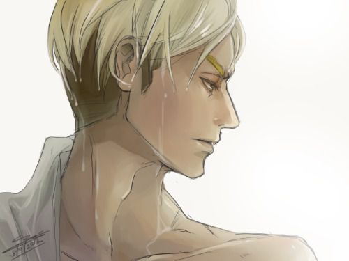 Little Things (Erwin Smith x Reader) | Various Anime x Reader One Shots