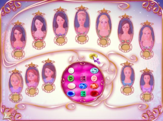 Which Of The 12 Dancing Princesses Are You Quiz