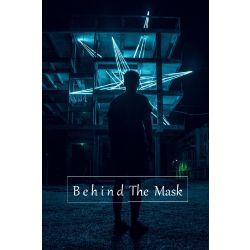 Behind The Mask || Creepypasta x Male!Reader