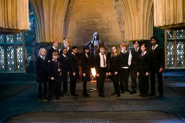 The Battle of Hogwarts Quiz (Pottermore Version) - Test