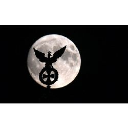 Guardian of the moon (A hetalia/percy jackson crossover)