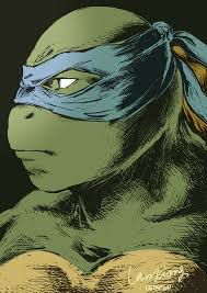 Tmnt Leo X Reader Nightmare