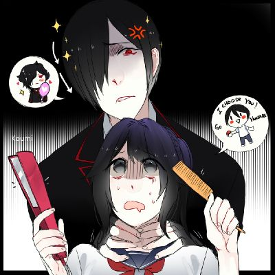 Stockholm Syndrome? (Yandere-Kun x Reader) | Male!Rivals x