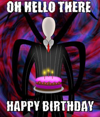 Happy Birthday! (One Shot! Various Pasta x Any Gender