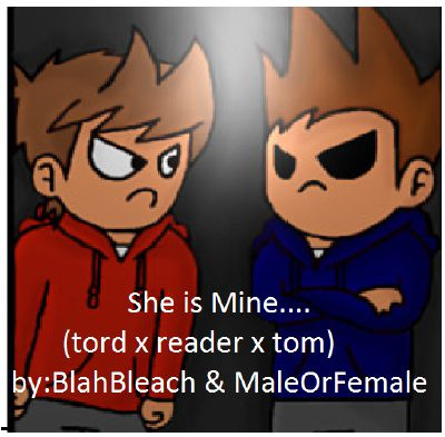 She is mine     (Tord x Reader x Tom)