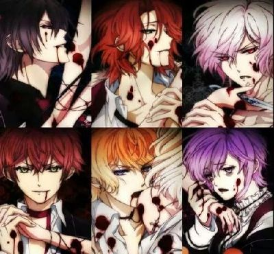 16: When he accidentally hurts you | Diabolik lovers