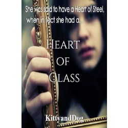 Heart of Glass - A Percy Jackson Fanfiction