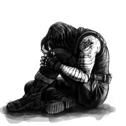A Soldier's Wounds: Bucky Barnes x reader