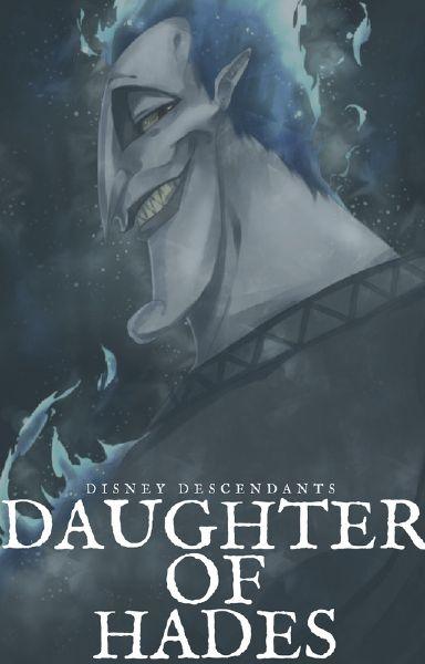 Disney Descendants Daughter of Hades