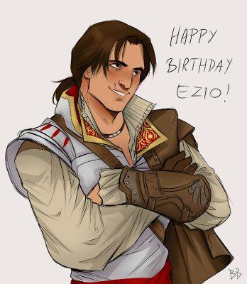 Happy Birthday Ezio Yandere Assassin S Creed X Reader