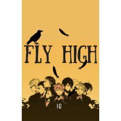 Fly High || Haikyuu x Reader