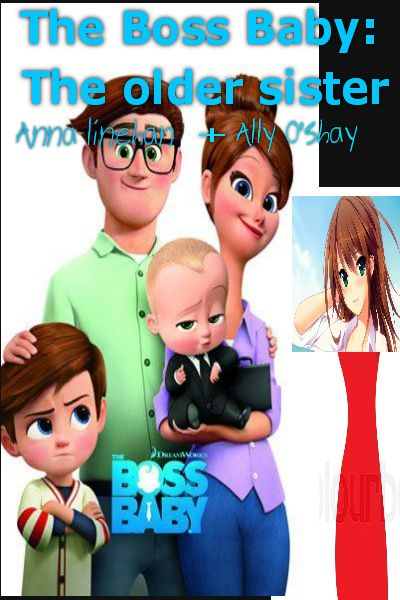 The Boss Baby: The older sister