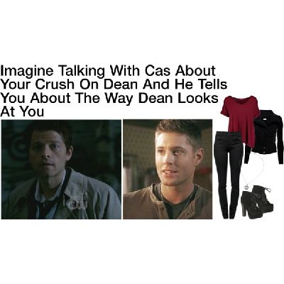 Dean Winchester x Reader Imagines, Oneshots, and Songfics