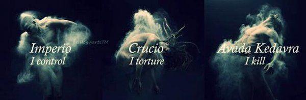The Unforgivable Curses (Year 4) | Magic? ~Harry Potter
