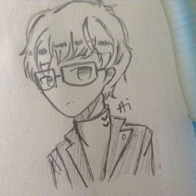 37 Akira Kurusu Drawings 2