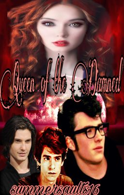 Queen of the Damned || James Potter x OC