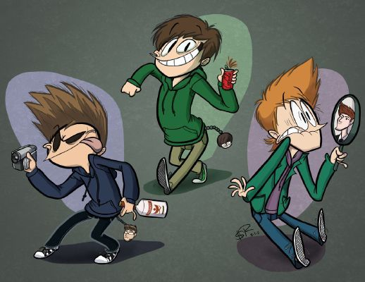 Which Eddsworld Character Loves You - Quiz