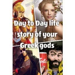 Ares and Aphrodite | Day to Day life story of your Greek dudes