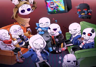 I'm Just A Kid (Child reader x A U  Sans and Papyrus Bitty