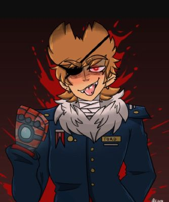 Monster! Tord x reader [LEMON] | Eddsworld- one shots (requests OPEN)