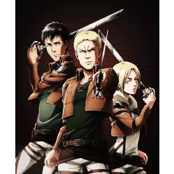 The Marley Victory (Triumph of the Titans) ~Attack on Titan Fanfiction
