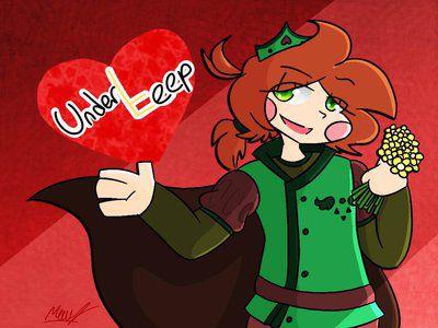 My Sweet Angel~ [Underkeep! Chara X Angel! Reader]   HEAVY