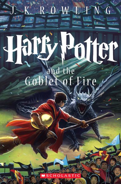 The Potter Twins and the Goblet of Fire [Harry Potter Reader