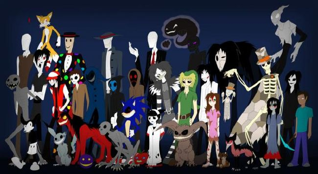 Which creepypasta is obsessed with you? - Quiz