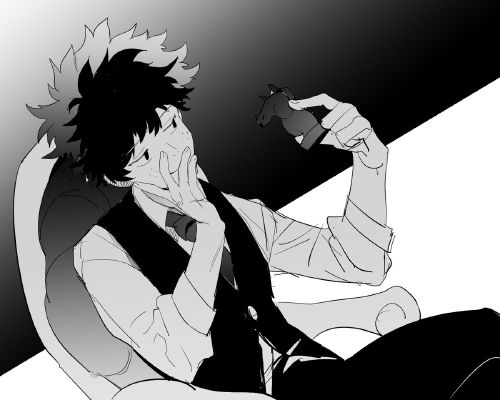 Fearless (Villian Izuku Midoriya X Reader) | Boku No Hero