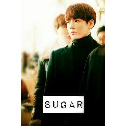 Sugar [Jungkook x Male! Reader]