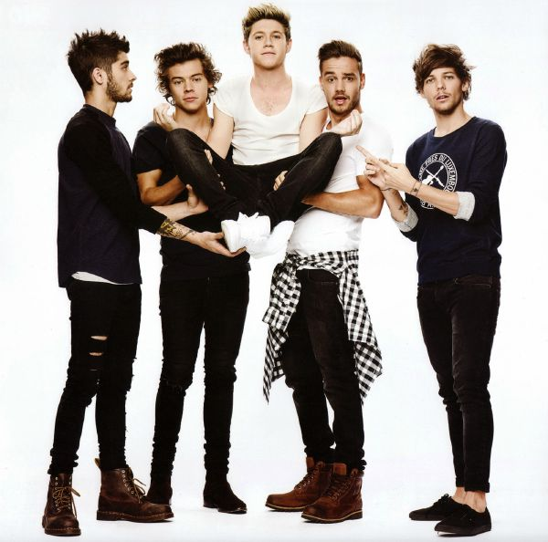 Who Is Your One Direction Boyfriend? - Quiz