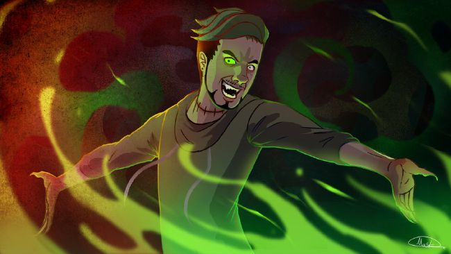 Morning darling | Septiceye Antisepticeye x reader COMPLETE