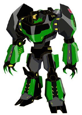 Transformers X Blind Reader