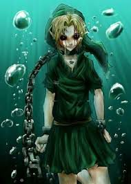 Virus Detected (BEN Drowned x Fem! Ultima Wolf! Reader