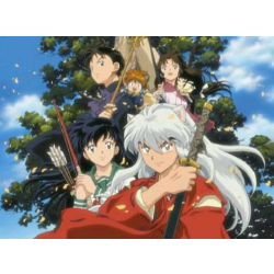 How Many Inuyasha Characters Can You Name Test