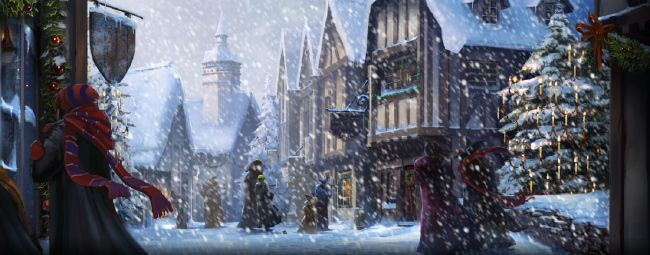 The Three Broomsticks (Year 3) | Magic? ~Harry Potter Fanfiction