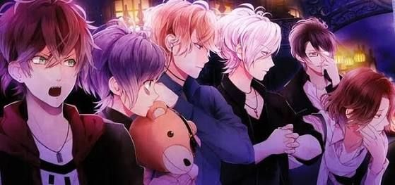 Neglected Diabolik Lovers X Reader