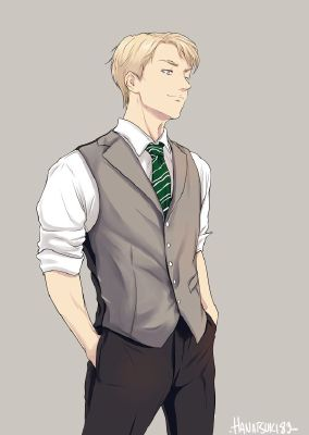 Harry Potter] Draco Malfoy x reader [Yule Ball] | All one