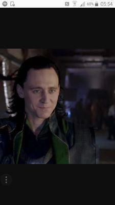 I Forgive you - Loki x Reader