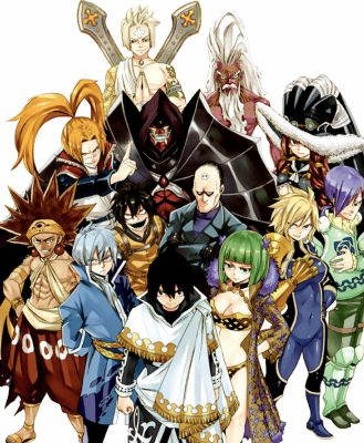 Zeref Dragneel | As If You Could Understand!(Natsu Fanfic)