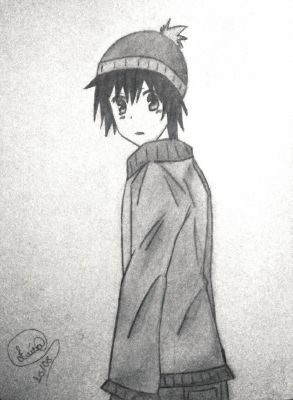 Stan Marsh x Cartman's Sister!Reader 'In love with the