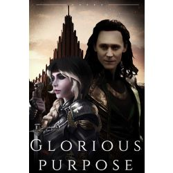 THE AVENGERS | CHAPTER [3] | Glorious Purpose [Loki x reader