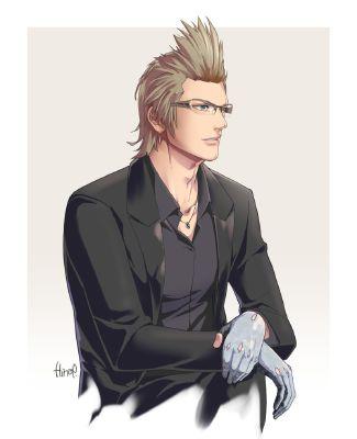 Ebony Addiction Ignis x Reader | Final Fantasy One Shots (FF15)