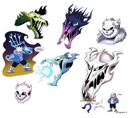 A Monster's Power ( AOT x Skeleton Reader)
