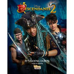 Disney Descendent Stories