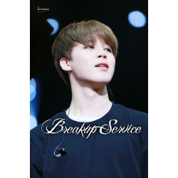 Breakup Service | Park Jimin x Reader BOOK 1