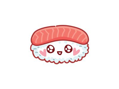 Kawaii Sushi Wallpaper Backgrounds For Your Profile