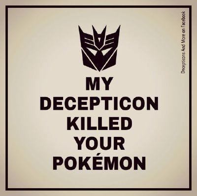 Decepticon Pets